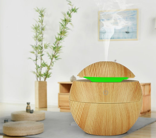 Small USB Diffuser - Light Wood