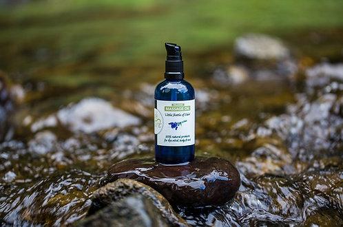 """Little Bottle Of Calm"" - Relaxing Massage Oil"