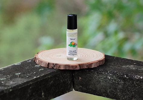 Relax - Essential Oil Roll-On Blend