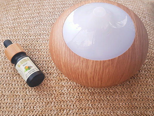 """Relax"" Essential Oil with Air Purifier (Light A) Combo"