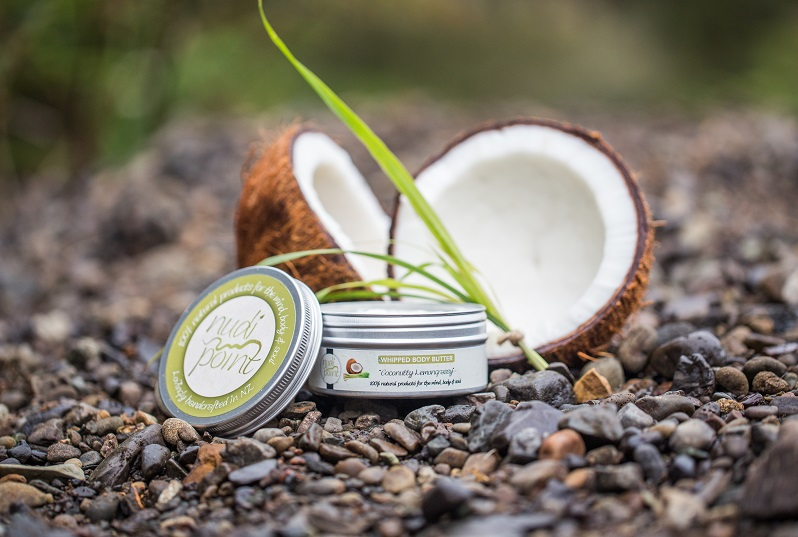 """Coco-nutty Lemon-grassy"" - Whipped Body Butter (Lemongrass)"