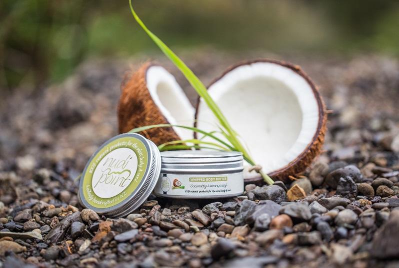 """""""Coco-nutty Lemon-grassy"""" - Whipped Body Butter (Lemongrass)"""