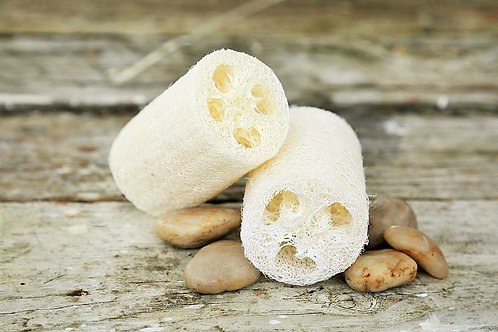 Natural Exfoliating Loofah Sponge
