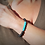 Thumbnail: Turquoise Lava Stone Bracelet