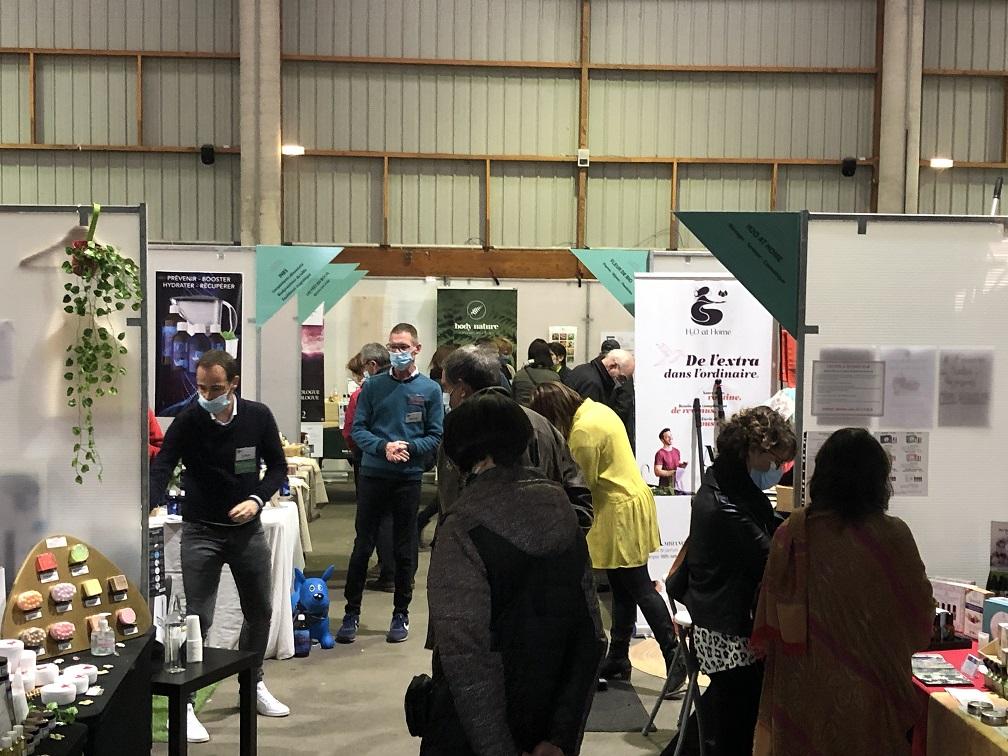 Salon Bien vivre au naturel Pontchâteau 2020
