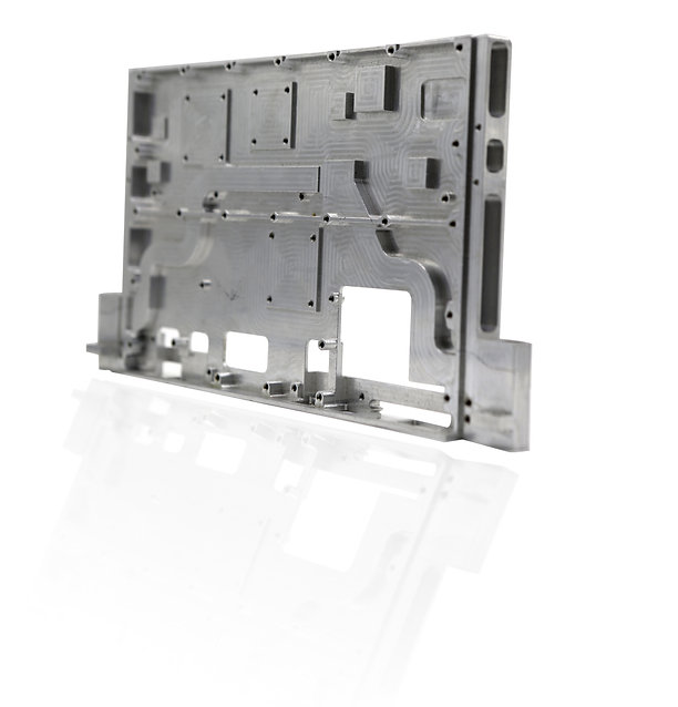 high flow LC cold plate