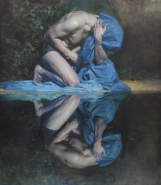 Reflexion IV  (reflection IV)