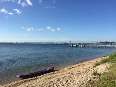 『琵琶湖クリーニングクラブ』第一回活動のご案内。