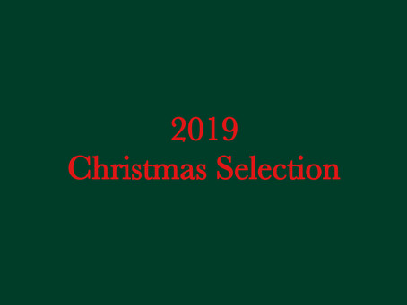 『-CONNECT- CHRISTMAS COLECTION 2019』