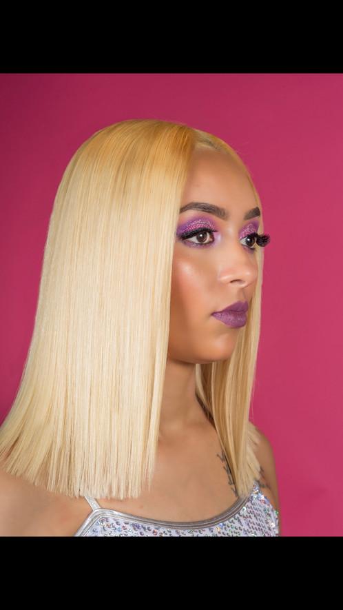 Bougie Barb Blonde Natural Loose Wave