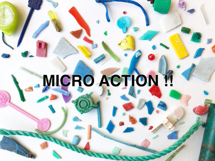 MICRO ACTION !!
