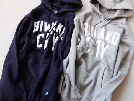 「BIWAKO CITY PARKA 」新色先行リリース決定!