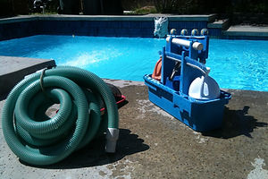 Pool Maintenance & Cleaning
