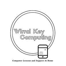 Wirral Key Computing Logo