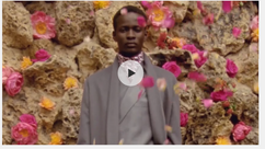 Hugo Scott : Dior