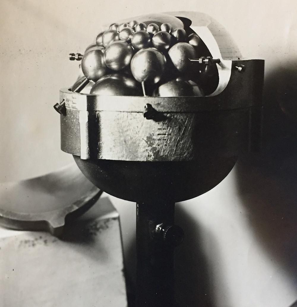 Soddy's bowl of integers