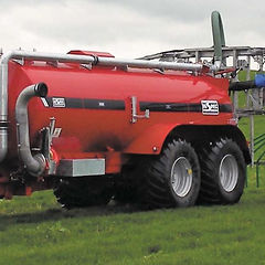 Hi Spec Slurry Tanker