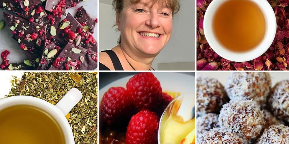 Ayurvedic Desserts & Aphrodisiac Teas with Sheryl