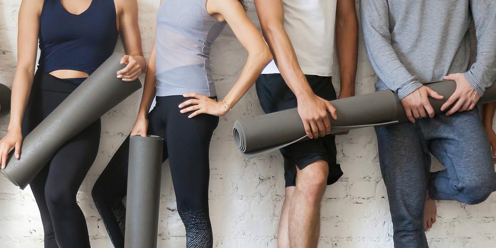 Weekend Yoga Blast — Free Teacher Trainee Classes!