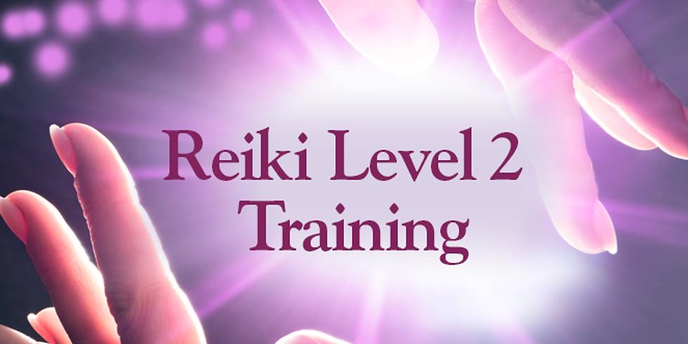 Reiki  Level 2 Training with Sheryl & Eileen
