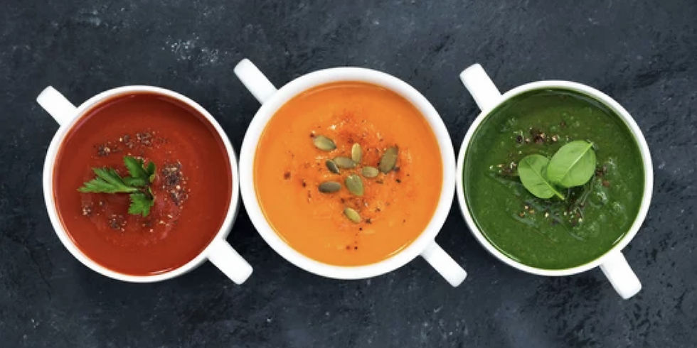 POP-UP One-Day Soup Cleanse October 7th