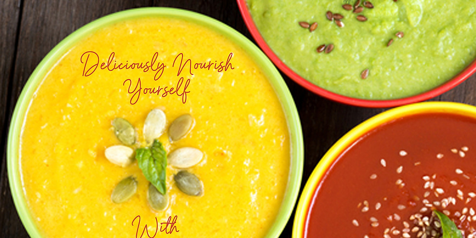 New Moon Three-Day Soup Cleanse