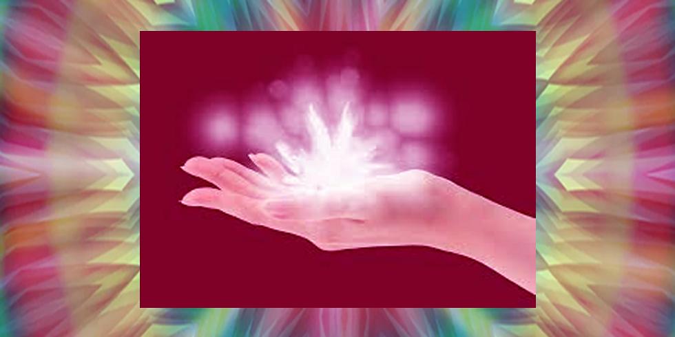 A Gift of Gratitude - FREE Virtual Reiki Share