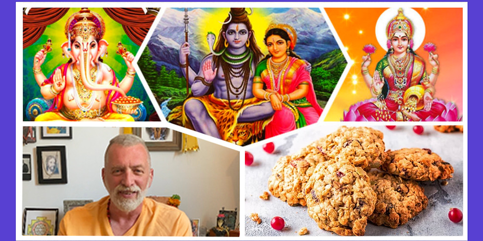 """Cookies & StoryTelling with """"Baba Neil"""""""