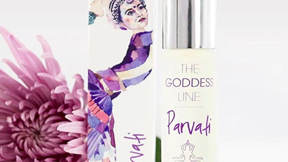 Parvati Fragrance Roll On - Goddess of Perseverance