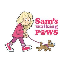 Sam's Walking Paws