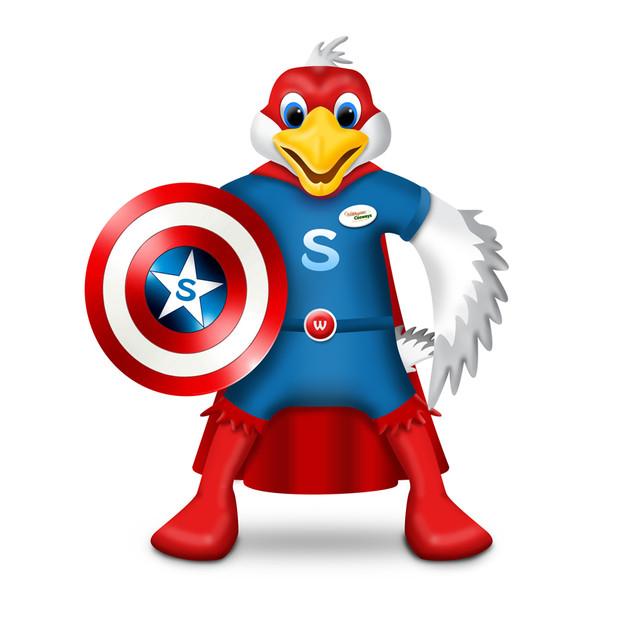 Super Hero Sammy