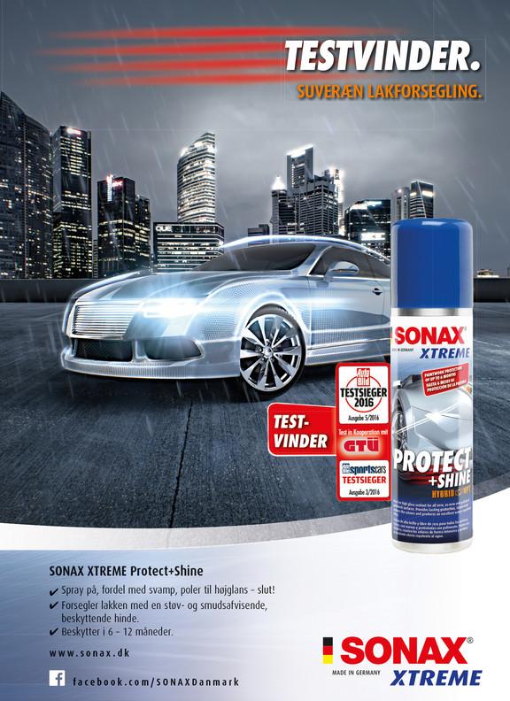 Ny sponsor - Erfaren bilplejeproducent