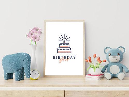 Birthday Girl/Boy