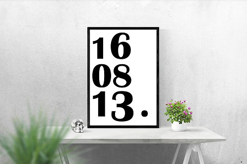 Memorable Date