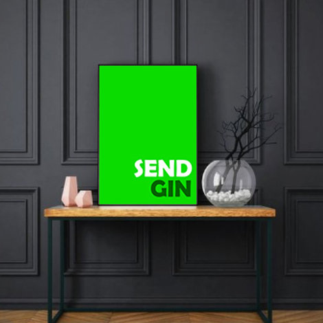 Send Gin