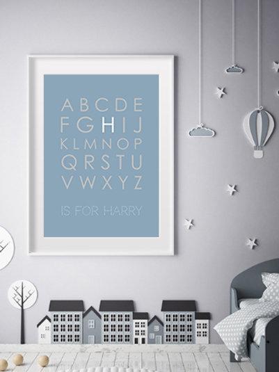 Alphabet Name