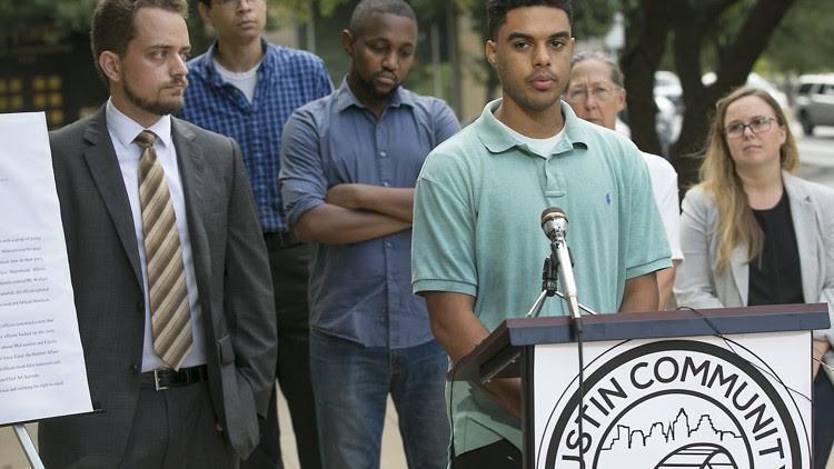Lawsuit press conference