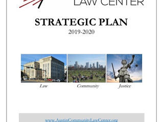 Releasing our 2019-20 Strategic Plan