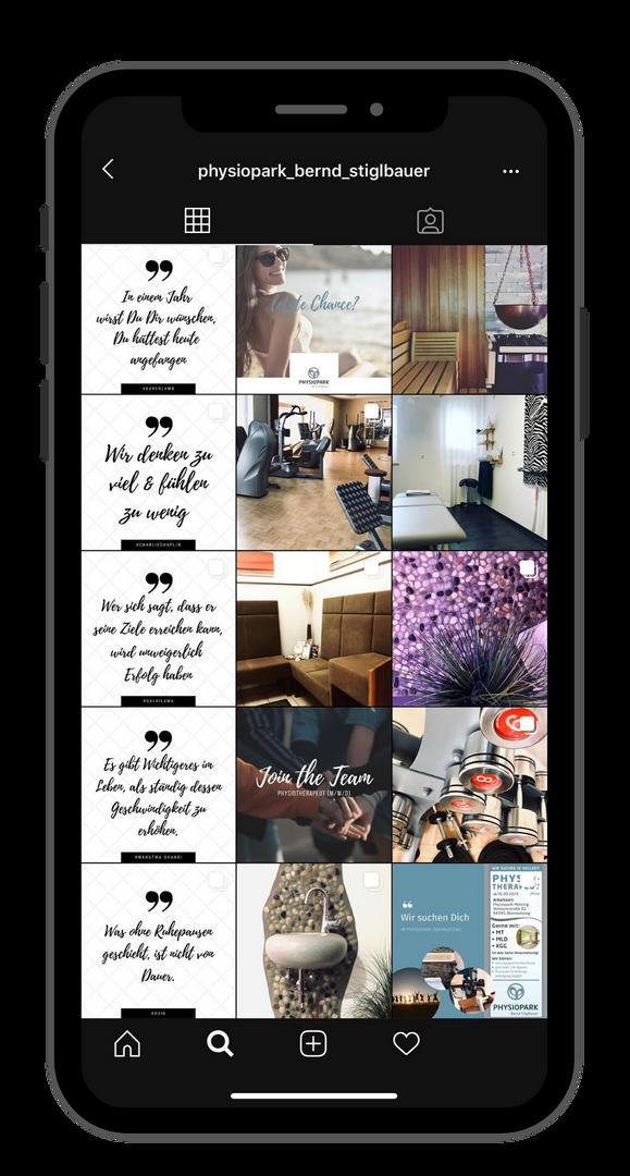 Business Account Instagram