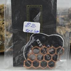 Copper Honey comb