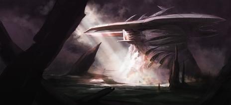 Alien Tower