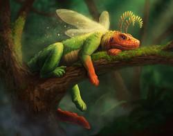 Fairy Dragon V