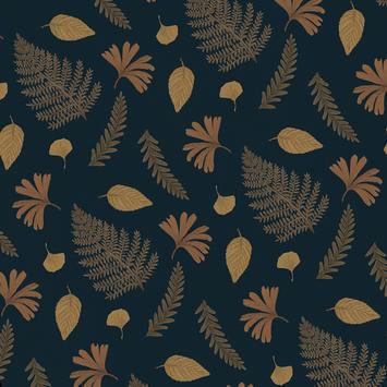 Prehistoric Leaf Patterns