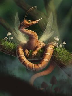 Fairy Dragon III