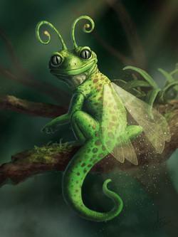 Fairy Dragon I