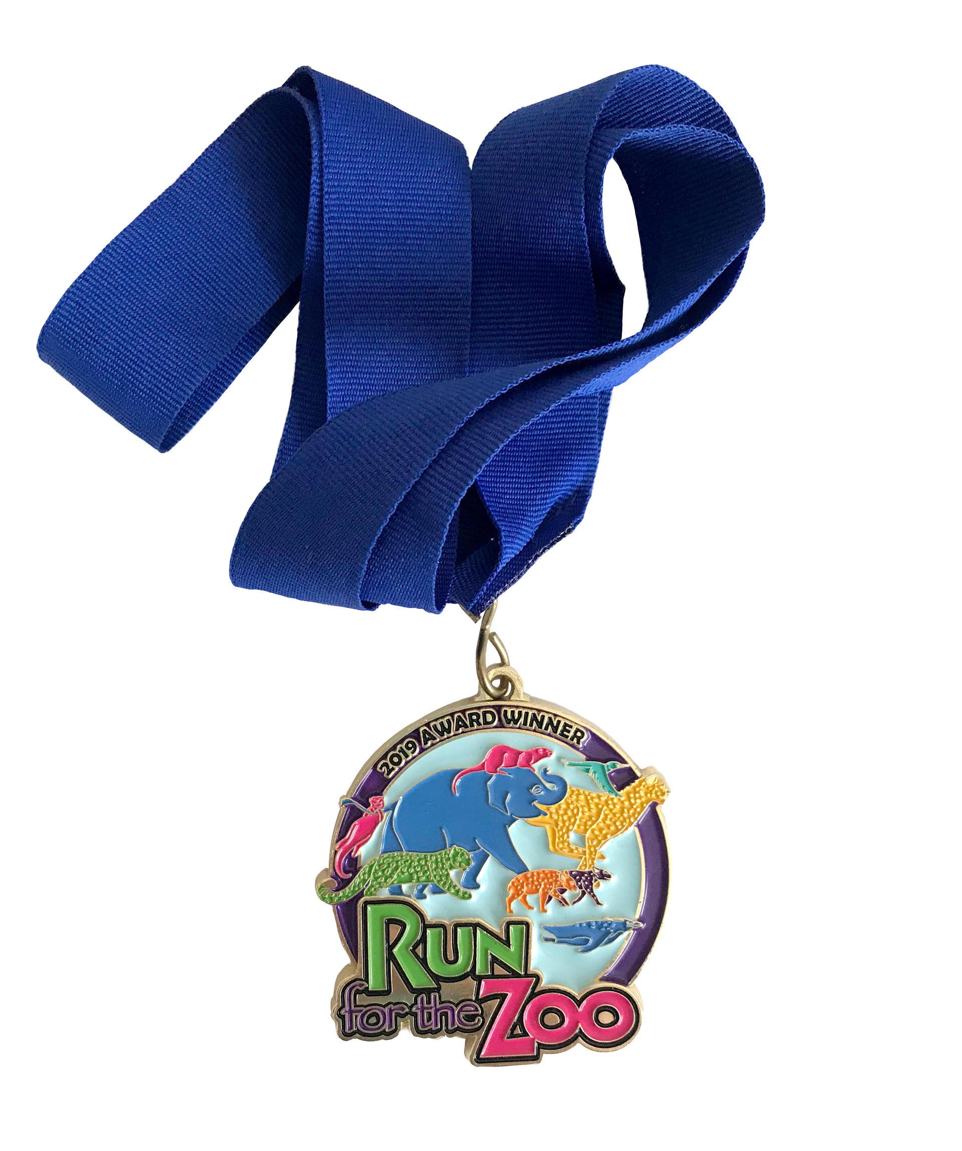 Run for the Zoo Metal