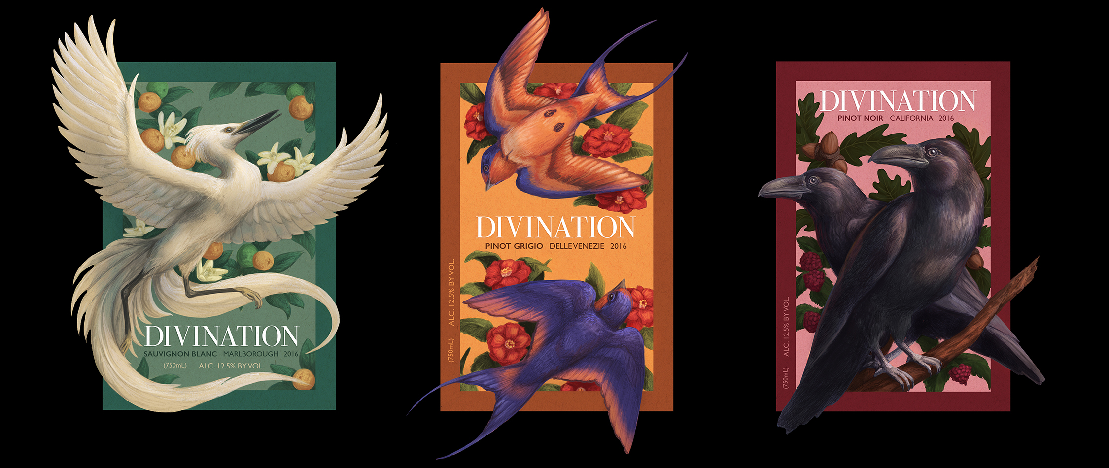 Divination with Type