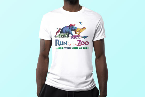 Run for the Zoo T-Shirt