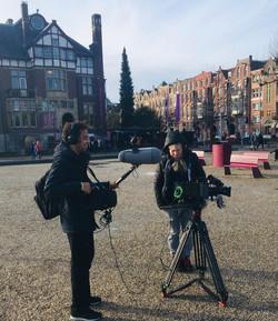 Brandfilm 'Connected World' - VU Amsterdam