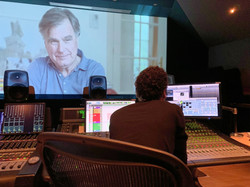 Audio Post Production for documentary.